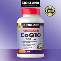 柯克兰 Kirkland Signature CoQ10 300 mg., 100 Softgels