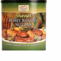 蜂蜜干果Savanna Orchards Honey Roasted Nut & Pista