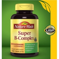 莱萃美 Nature Made Super B-Complex, 460 Tablets
