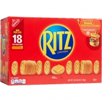 Ritz饼干 Ritz Crackers 3.42 oz, 18-count