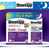 儿童感冒药Children's Dimetapp Day & Night Cold Reli