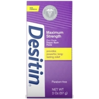护臀霜Desitin Maximum Strength Baby Diaper Rash Cream