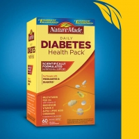 Nature Made Diabetes Health Pack, 60 Packets糖尿病健康包