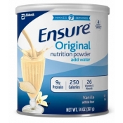 雅培安素成人款Ensure Powder - Vanilla - 14oz
