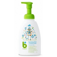 洗奶瓶液 Babyganics Foaming Dish & Bottle Soap, Fr