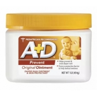A+D AD Original Diaper Rash Ointment - 16oz