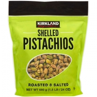 Kirkland Signature Shelled Pistachios, 24 oz.