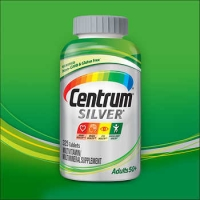 善存中老年钙片325粒 Centrum Silver Adults 50+, 325 Tablets
