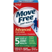 维骨力绿瓶120粒Move Free Advanced Plus MSM Tablets - 120