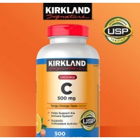 柯克兰 维生素c vc  Kirkland Signature Chewable Vitamin C